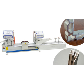 Pvc Aluminum Profile Cutting Machine With Two Head