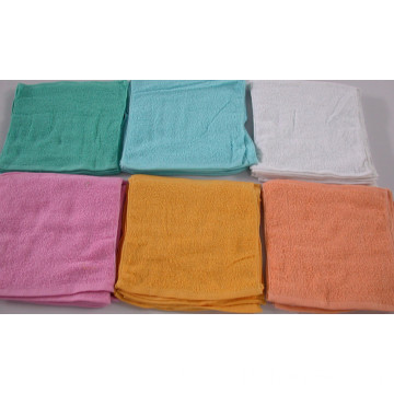 cotton square towel for children