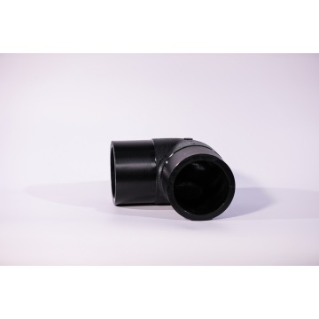 HDPE pipe fitting 45° elbow