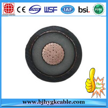 6.35/11kv MV 630mm2 XLPE insulated steel wire armoured cable