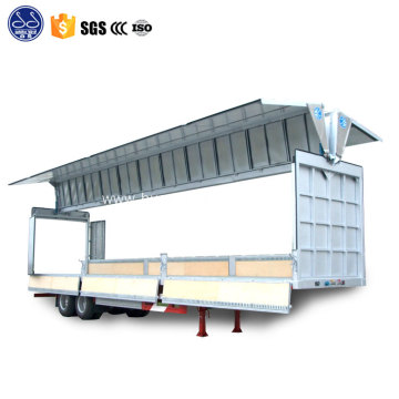 aluminum box van trailer