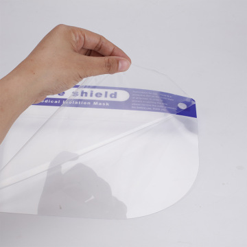 Disposable Medical Protective Face Shield