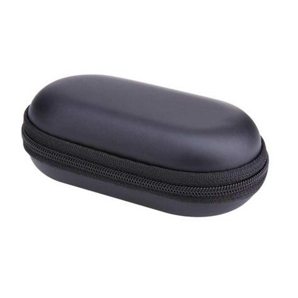 Travel Case Elliptical EVA Storage Cases Portable Case for Cellphone USB Chargers Cables Headphone Cable Mp3 Mp4