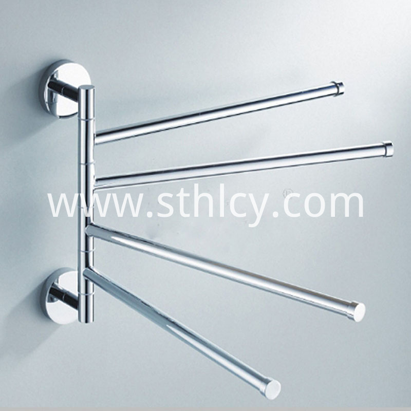 Rotating Towel Rack 4