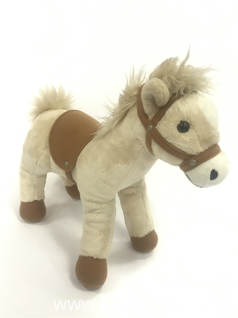 Stuffed Horse For Riding
