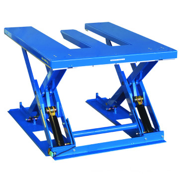 U shaped lift table