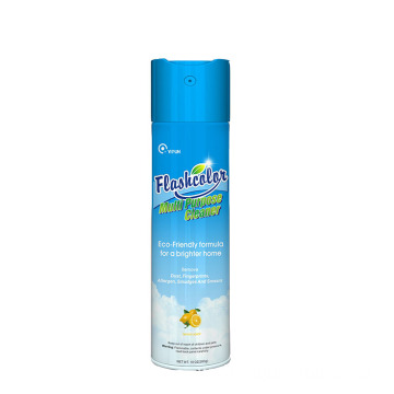 Multi Surface Cleaner Aerosol-Lemon Scent-10 OZ. (283g)