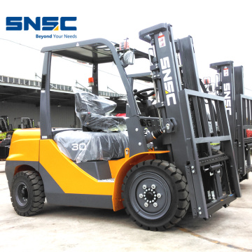 New SNSC 3Ton Container Forklift Truck
