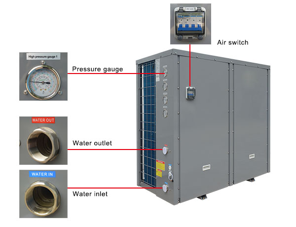 New Heat Pump Cost