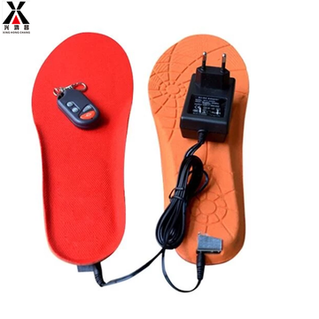 Battery Rechargeable Battery Powered Heater Insoles
