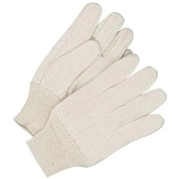 8 OZ Cotton Canvas Gloves with Knit Wrist