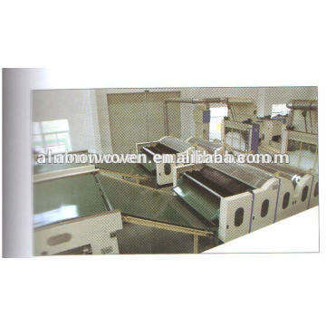 Sell Carding Machine of AL Nonwoven Textile Production Line