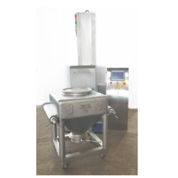 Post Exchange Bin Blender Machine