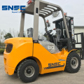 2 Ton Forklift Truck With Paper Roll Clamp