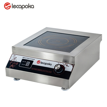 Flat burner Induction Cooker