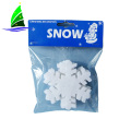 artificial white snow blanket Christmas tree