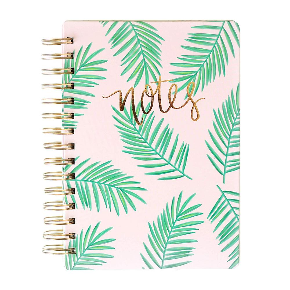 PALMS SPIRAL NOTEBOOK -0