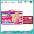 Barbie beautiful travel activity bag