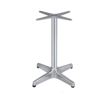High quality Aluminum Table base used restaurant