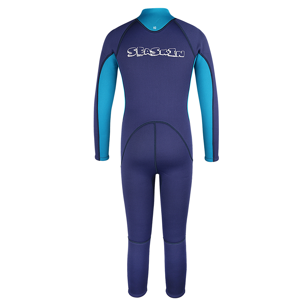 Seaskin Front Zip Wet Suit