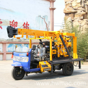 Tricycle Drilling Rig