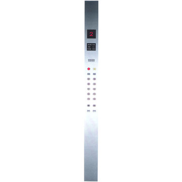 Car Operating Panel , Seven Segments For Elevator , PB181