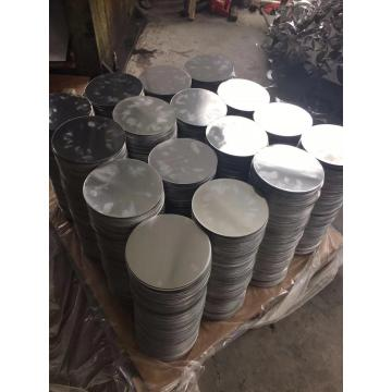 2.0mm thick aluminum wafer for pot