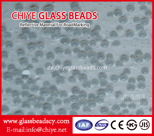 Moisture-Proof Glass Beads