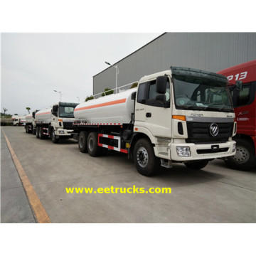 Foton 6X4 Sewage Suction Trucks