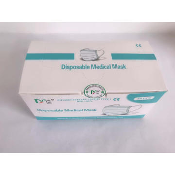 With CE Certificate Disposable surgical Face Mask