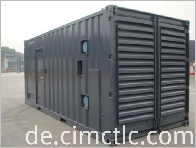 Prefab Gas Container