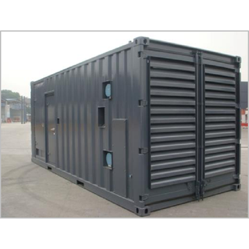 Gas Container Integrated Type