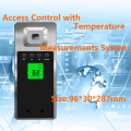 Infrared thermometer for many applications