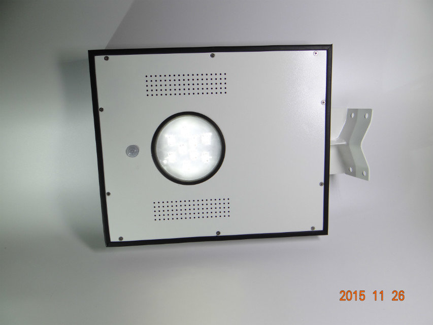 12W All In One Integrated Solar Light
