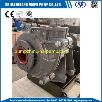 V belt drive horizontal AH slurry pumps