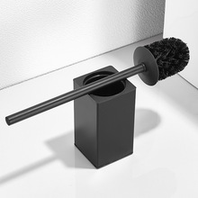 AUSWIND European Classical Black oiled bronze Toilet Brush Holder 304 Stainless Steel Round base wall mount bathroom products