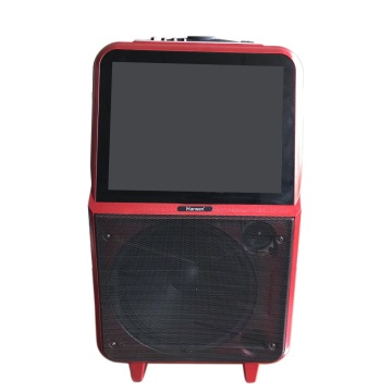 Modern Plastic Portable Trolley speaker