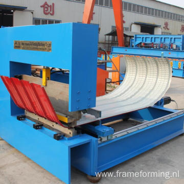Sheet Metal Crimper sheet bending machine