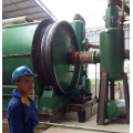 Latest Developed Waste Tire Pyrolysis equipment