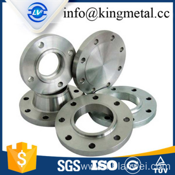 "Forged 2"" threaded pipe flange"