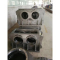 Gray iron casting gearbox housing