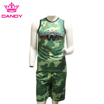 Mens camou gym singlets