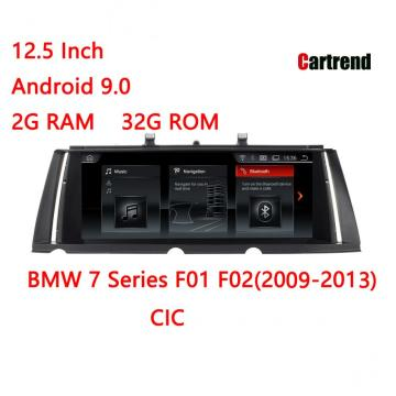 BMW 7 Series F01/F02 Tablet Radio