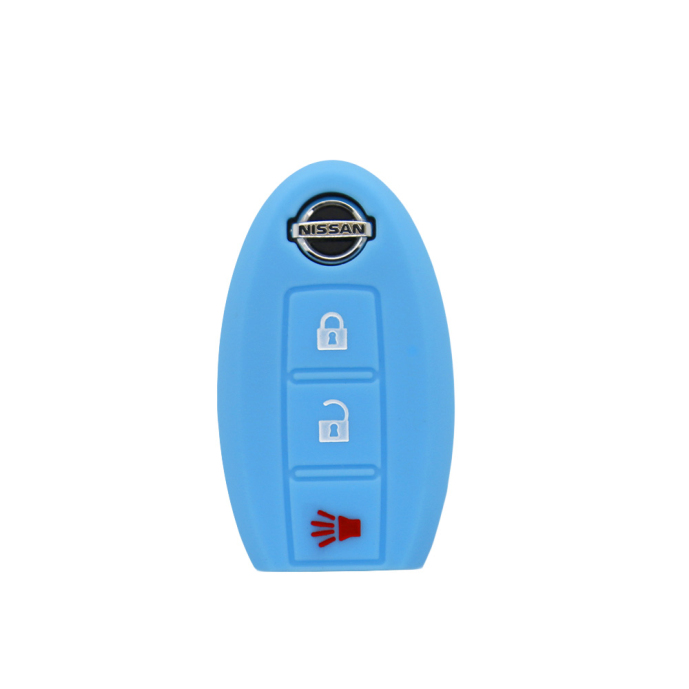 Magnetic 3 buttons Key Cover Nissan