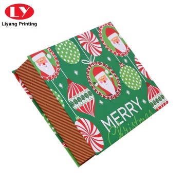 Paper Cardboard Gift Box with Lid for garment