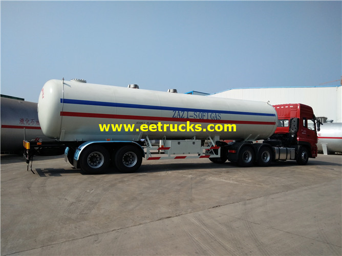 LPG Semi-trailer Tanks