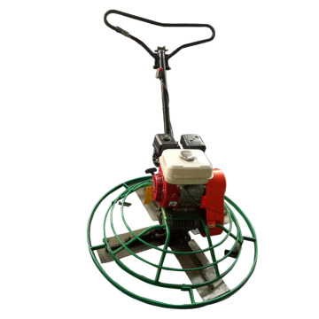 construction machine mini concrete power trowel