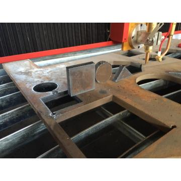 CNC plasma cutter with good edge cutting quality