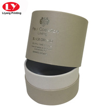 Maluho nga medium grey round box