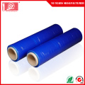 Blue Color Customized Pallet Stretch Film Wrap